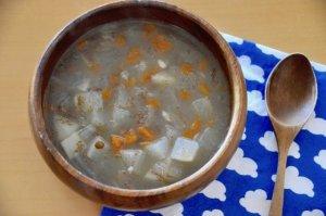テフのスープ