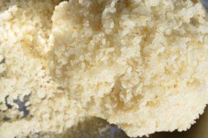 米麹仕込み中