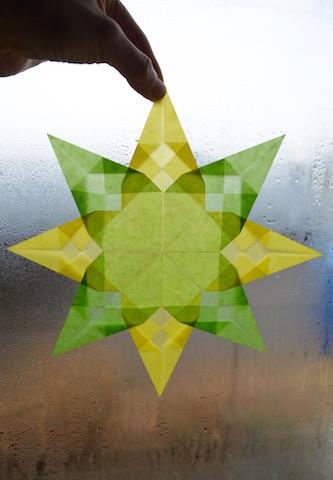トランスパレント 星