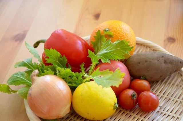 野菜 ファイトケミカル