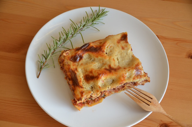 雑穀ラザニア レシピ