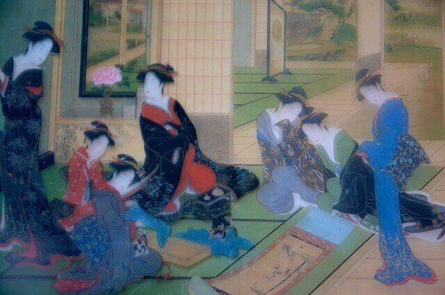 浮世絵のファイル