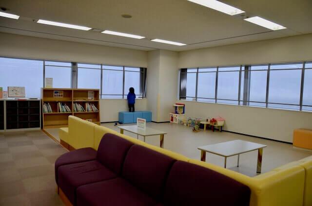 エルソーラ仙台28階キッズスペース