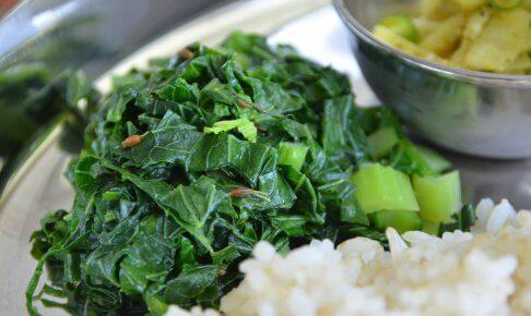 サーグ ネパール料理 レシピ