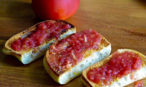 本格 パン・コン・トマテ レシピ
