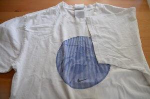 古くなったtシャツ リメイク