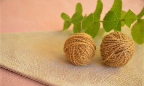 ミントの染め方 草木染 ミントの大量消費方法