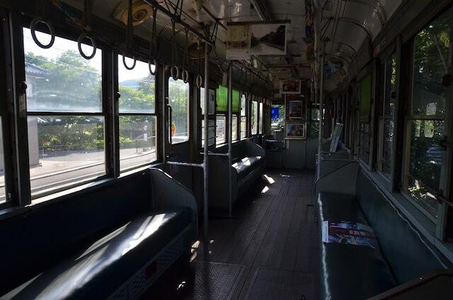 仙台市電内部
