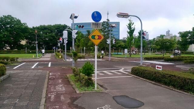 南小泉交通公園