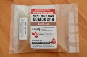 kombchaのスコビー&紅茶の茶葉セット